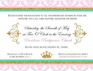 Invitation (inside)